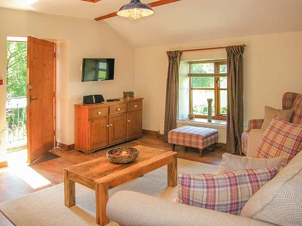 Holiday Cottage Reviews for The Hayloft - Self Catering in Nannerch, Flintshire