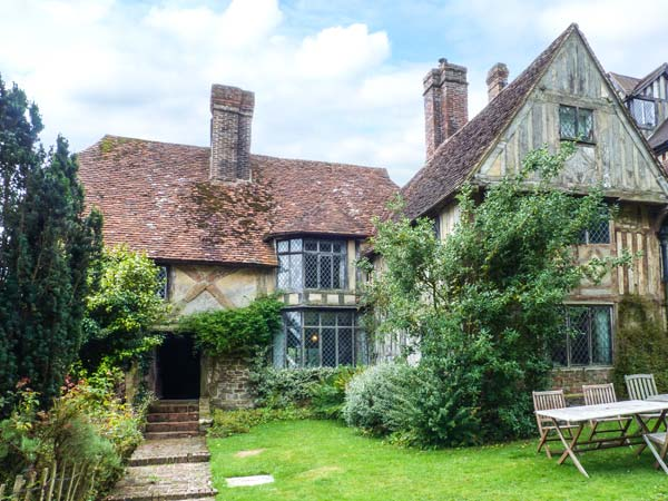 Holiday Cottage Reviews for Tudor Wing - Holiday Cottage in Chiddingstone, Kent