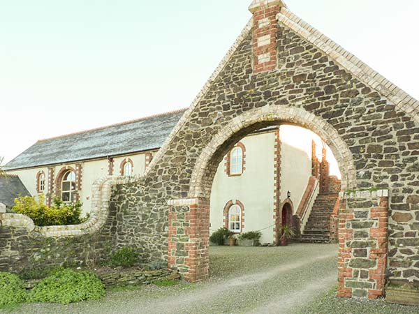 Holiday Cottage Reviews for Lundy View The Granary - Holiday Cottage in Clovelly, Devon