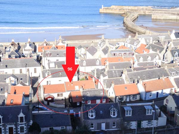 Holiday Cottage Reviews for Coastal Haven - Holiday Cottage in Cullen, Moray