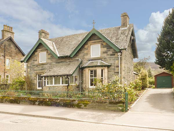 Holiday Cottage Reviews for Edengrove - Cottage Holiday in Aberfeldy, Perth and Kinross